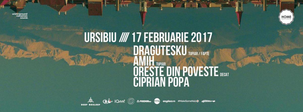 Dragutesku si AMih la Sibiu cu URS