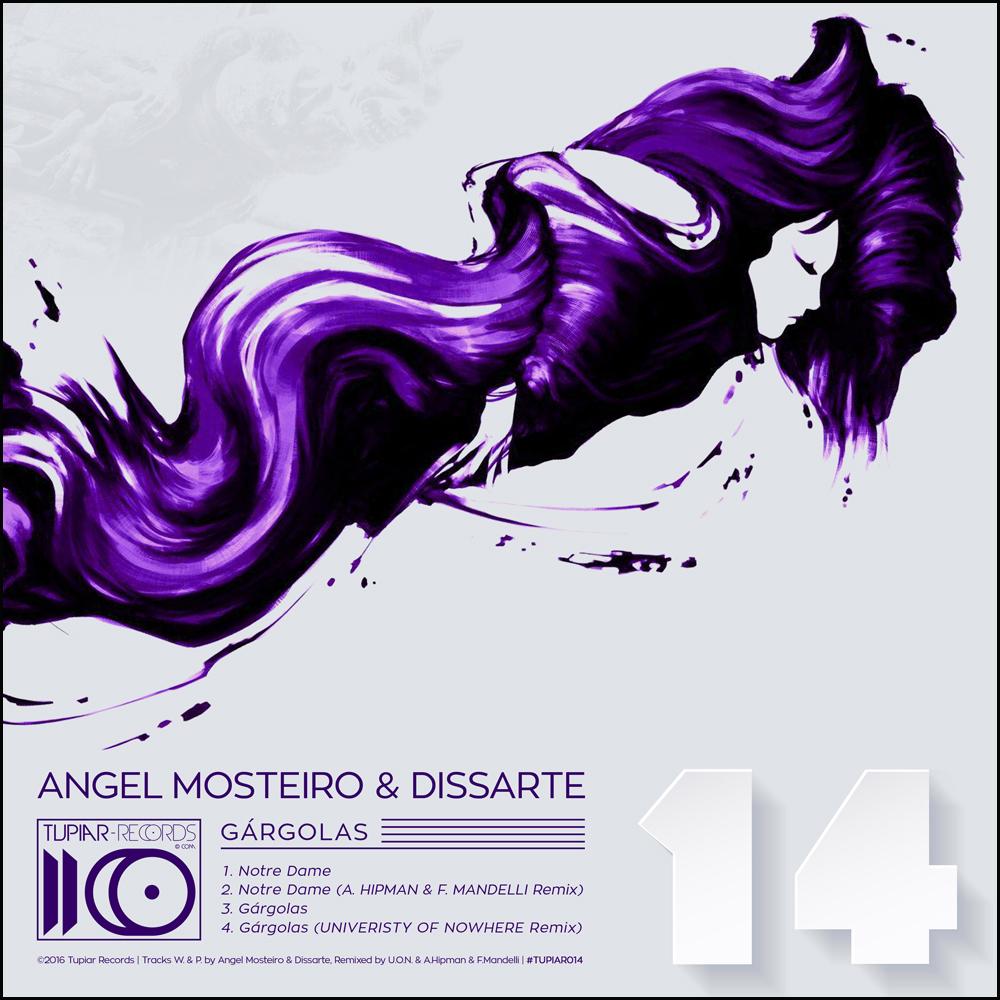angel mosteiro & dissarte Gargolas EP
