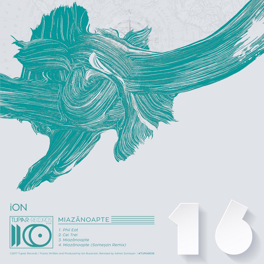 iON - Mizanoapte EP - TUPIAR016