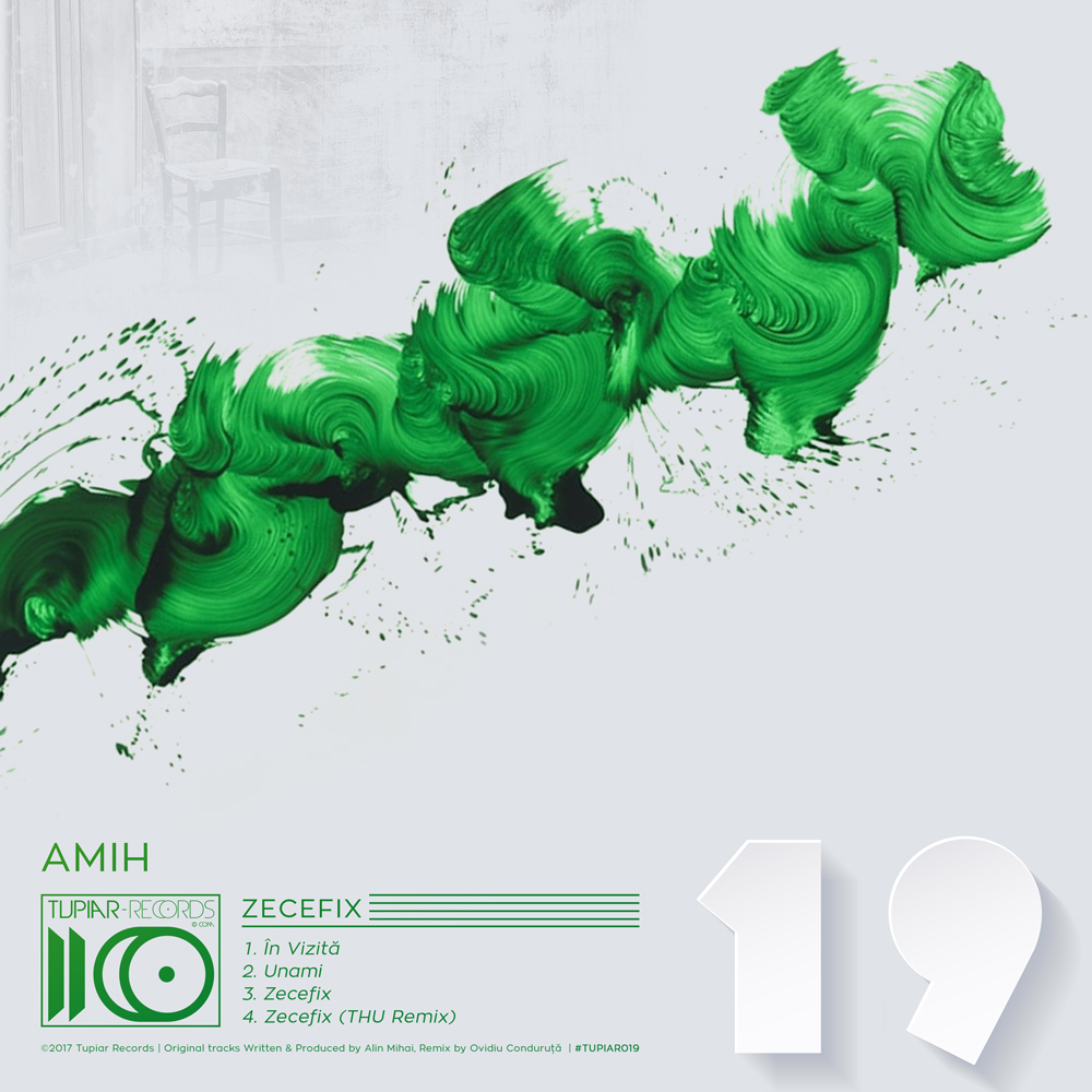 Amih - Zecefix Ep on Tupiar Records incl THU Remix